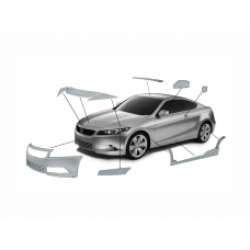 Антигравийная защита Ударных зон Кузова  автомобиля