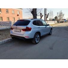 Тонирование задней полусферы BMW X1