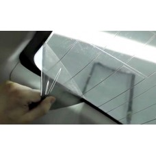 Растонирование заднего стекла
